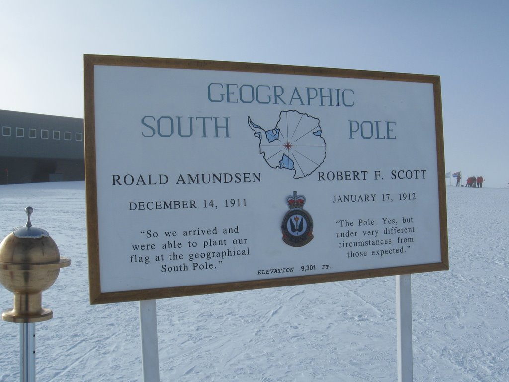 The Geographical South Pole