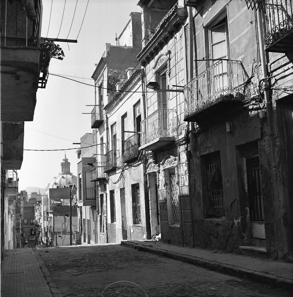 Cartagena San Cristobal Larga 1998