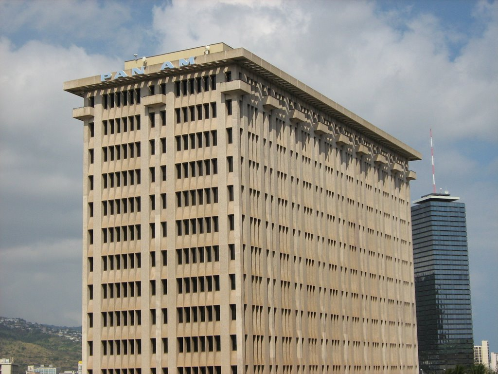 Pan Am Building Mapio