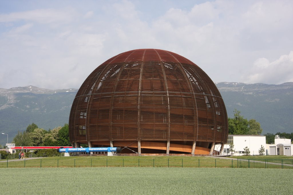 The Global,Cern,Geneva 2009-05-20
