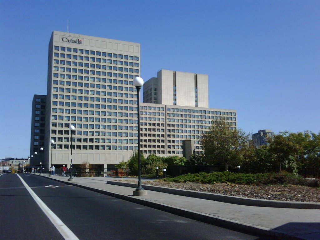 NDHQ (National Defence Headquarters)