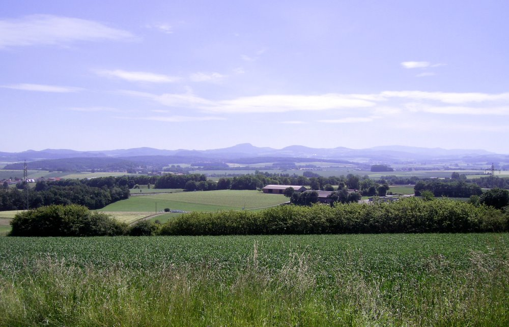 View over the Rhön