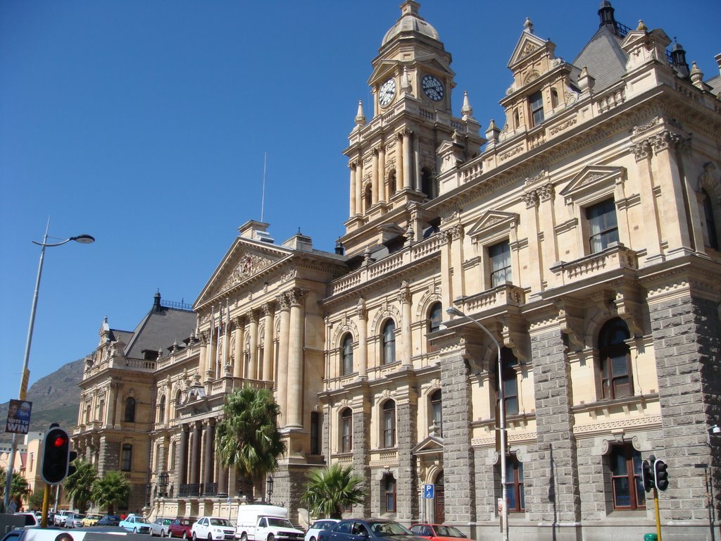 Cape Town Old City Hall