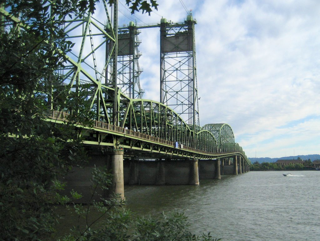 Interstate Drawbridge, Portland | Mapio net