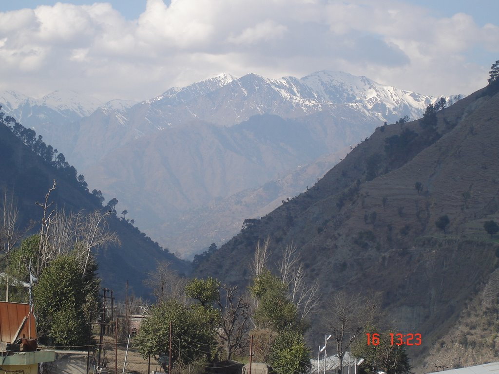 From A Dhaba Near Banihal