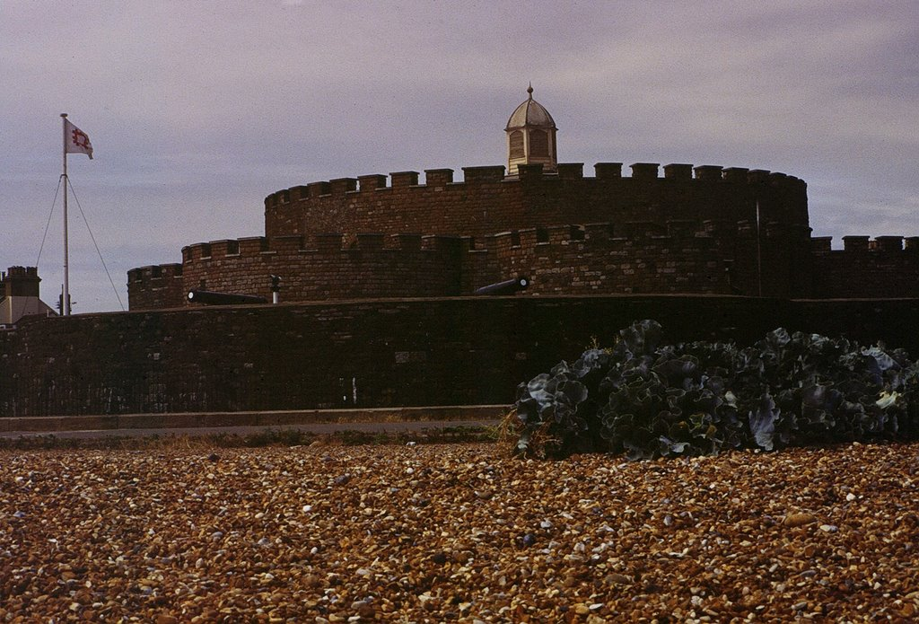 Castello di Deal, agosto 1994