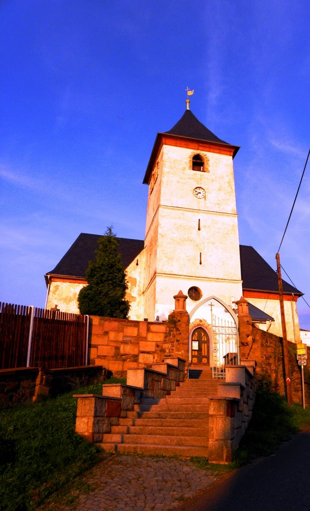 Church in Raduň (2009)