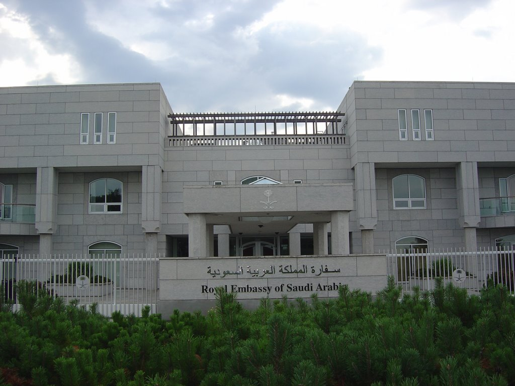 Royal Embassy of Saudi arabia ottawa