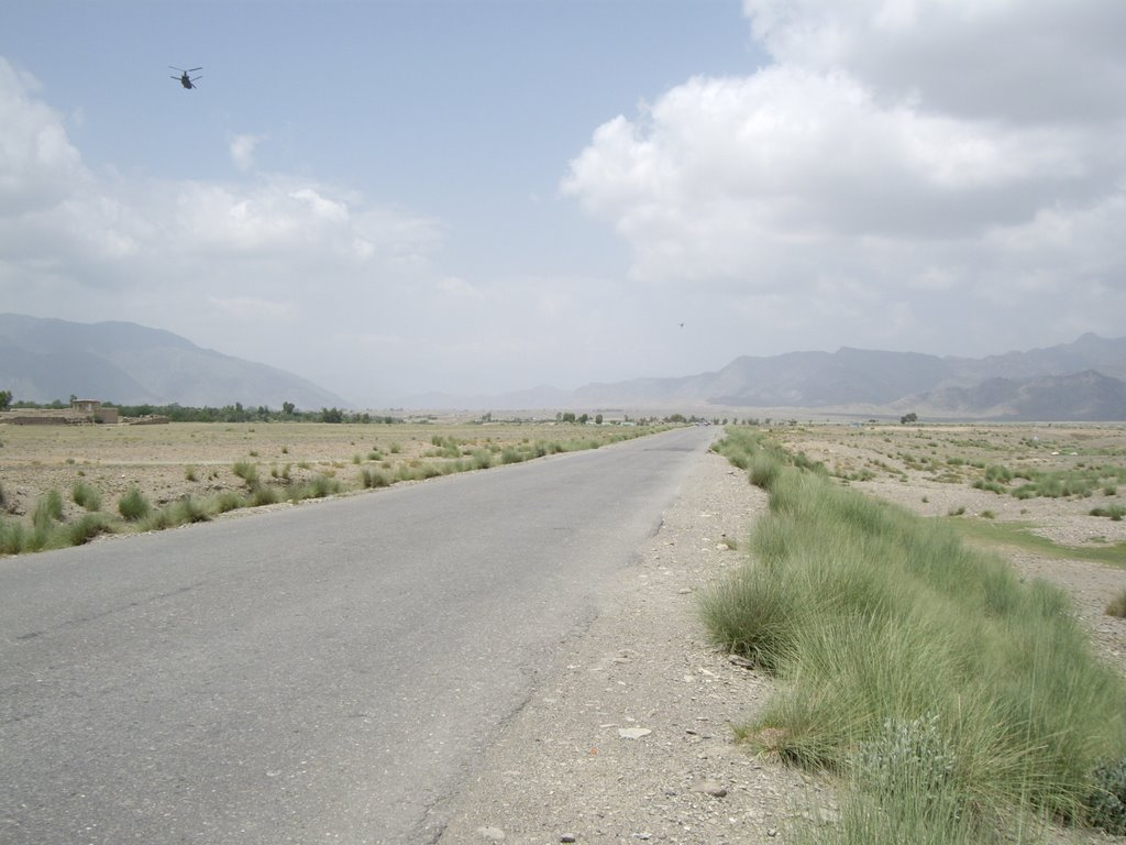 Road to Khost