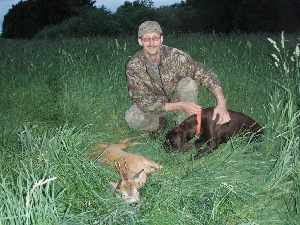 Hunting with Tom