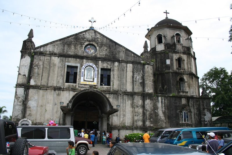 Silang Our Lady of Candles Church