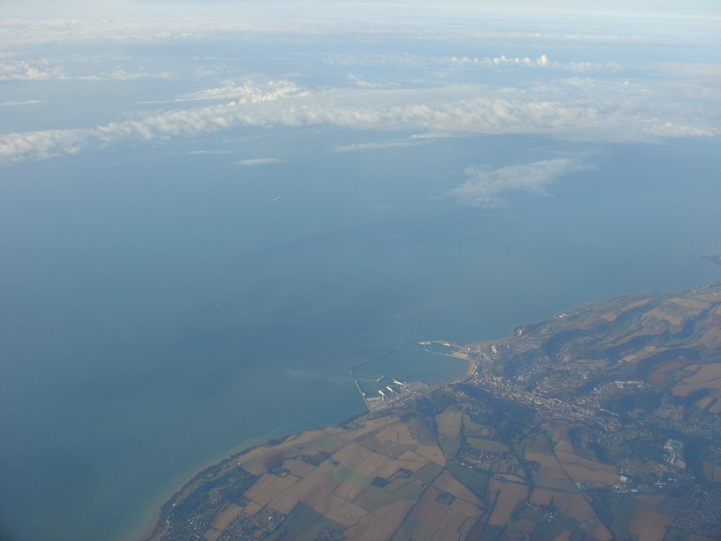 Dover and the Channel