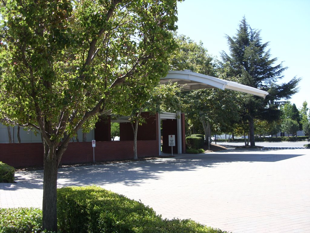 Front Entrance, Computer History Museum, Mountain View, CA