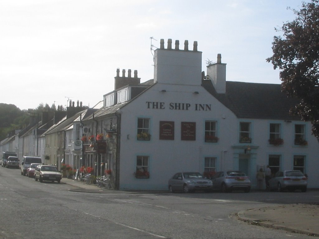 Ship inn, Gatehouse-of-Fleet