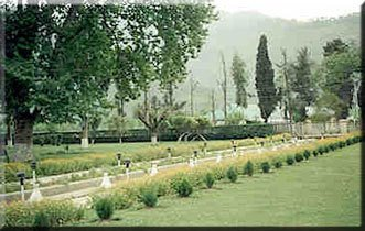 Gardens in Poonch