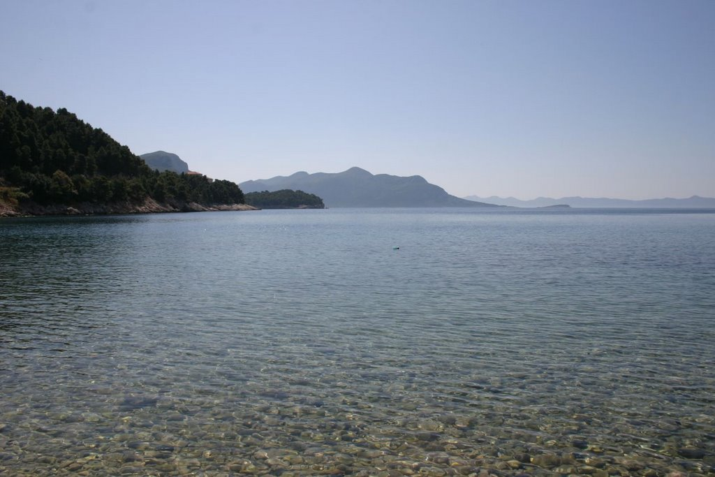 Bay of Trstenik