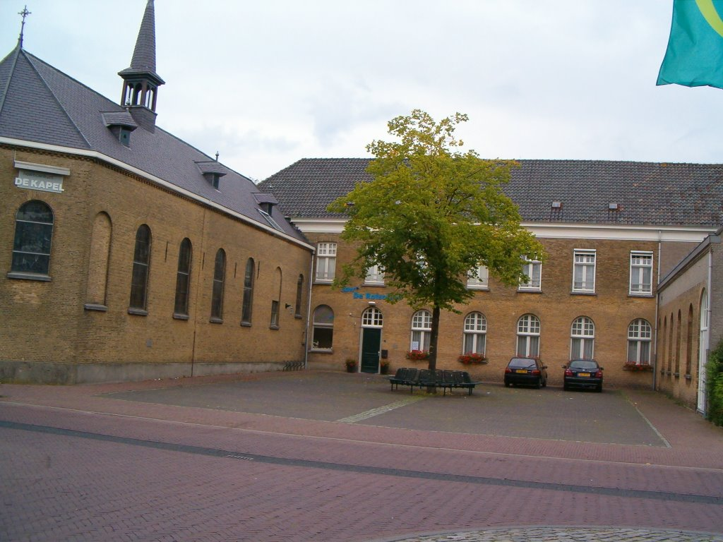former monastery, now centre for mental handycapped