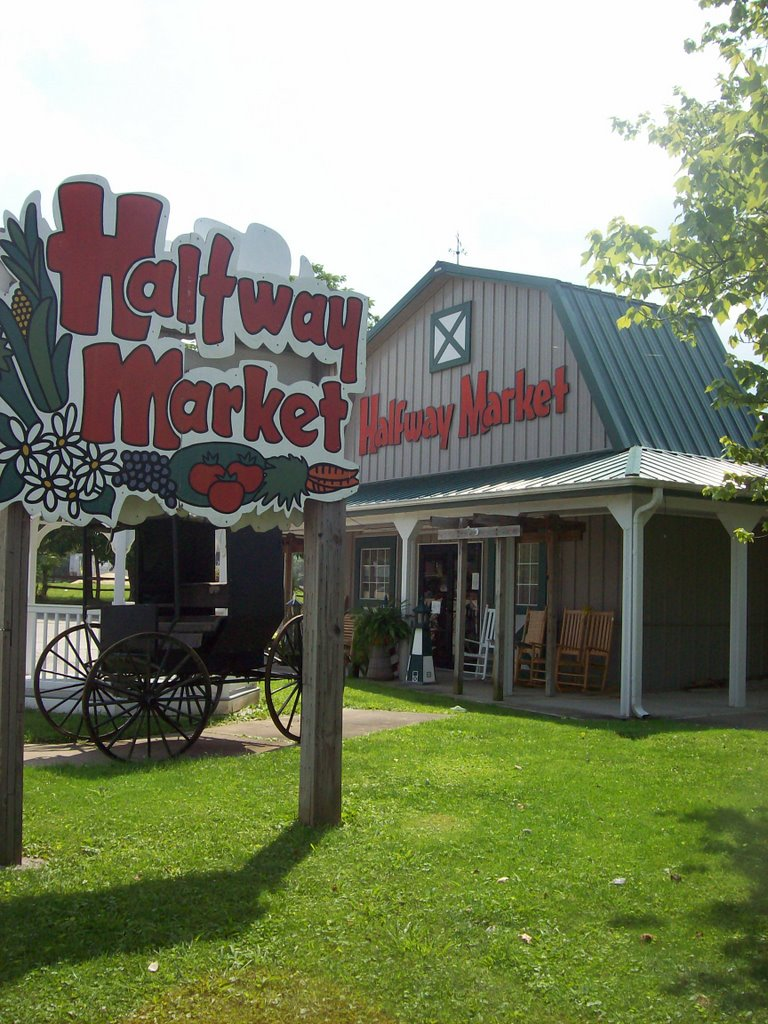 Halfway Market and Carriage