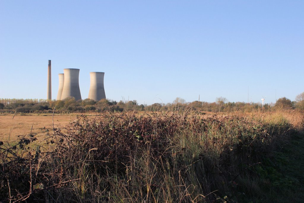 The industrial archaeology of Richborough