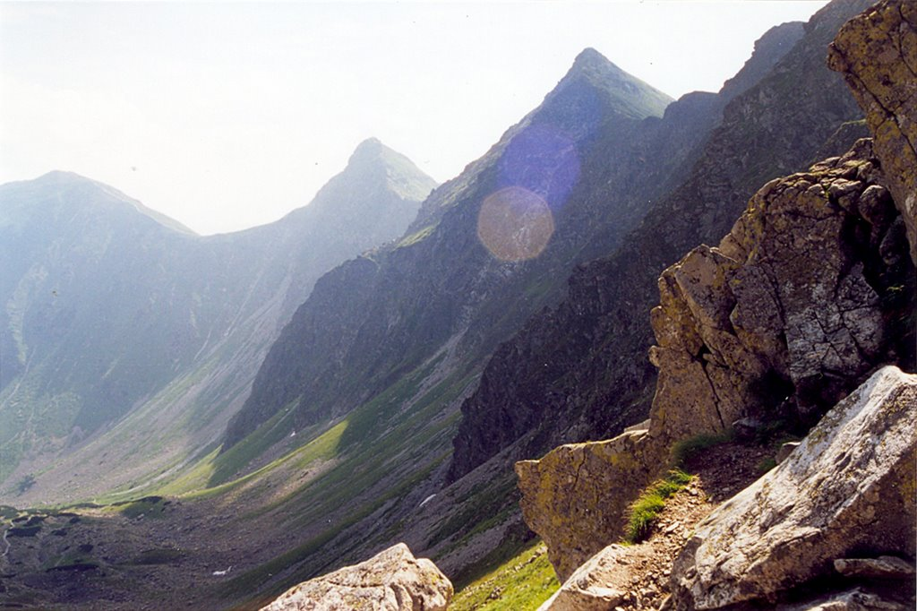 Ostrý Roháč and Placlivé, High Tatras
