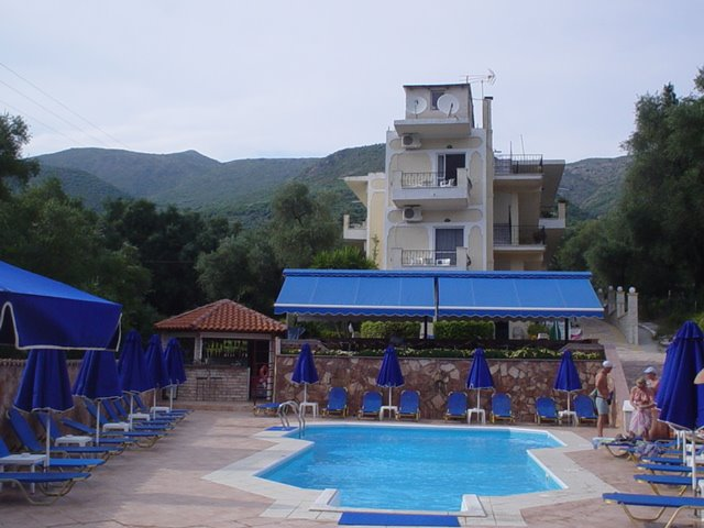 Zozafina Apartments, Parga
