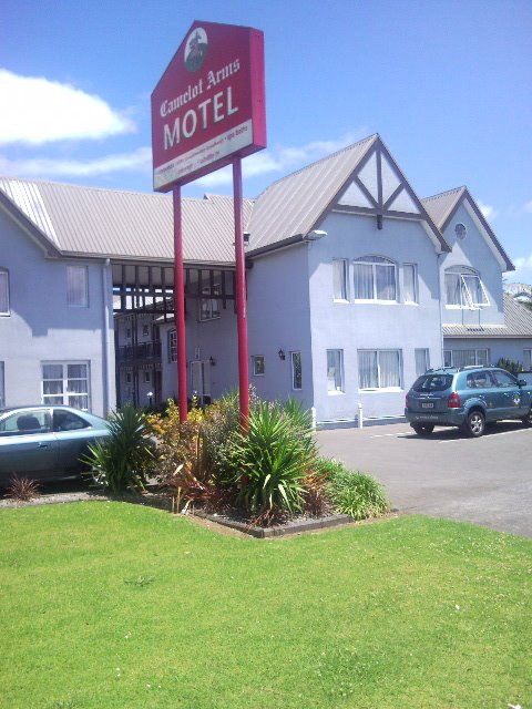 Camelot Arms Motel
