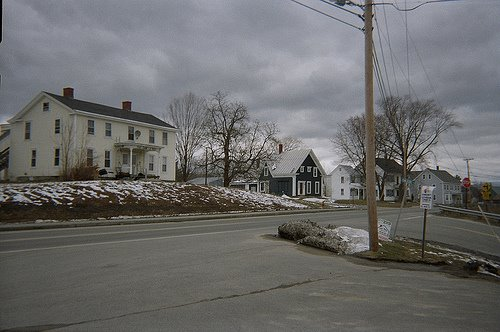 Enfield, NH (A Quiet Town)