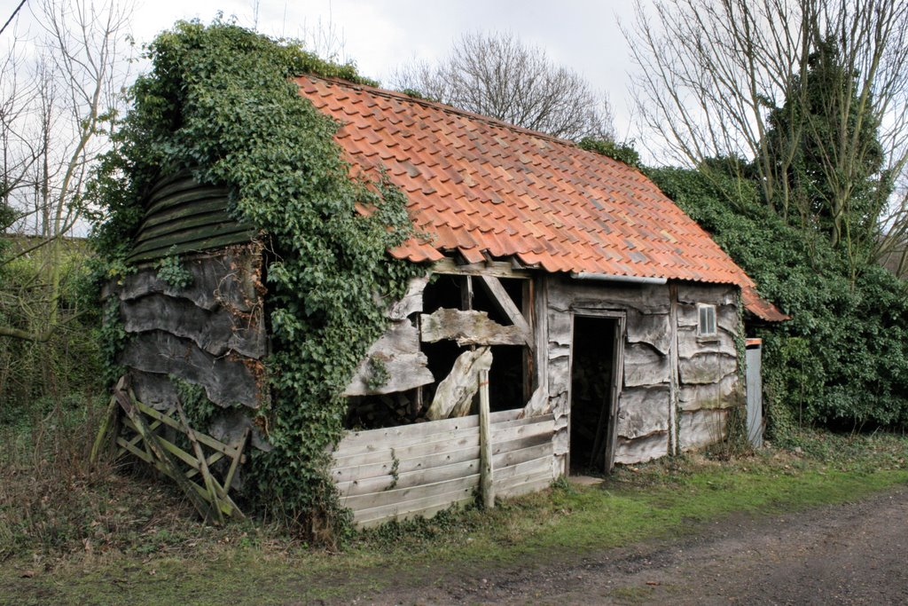 The wood store, North Court, Tilmanstone