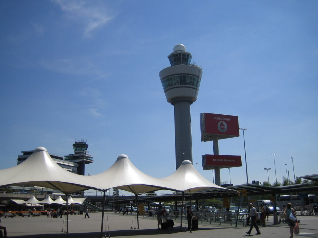 Schiphol Airport : tower