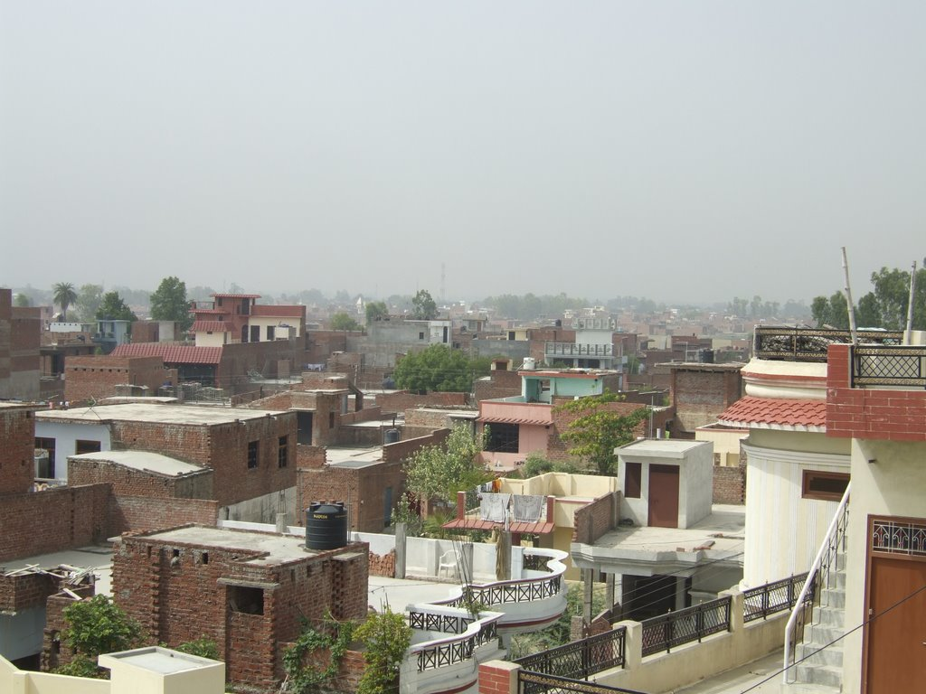 Looking Over Unnao