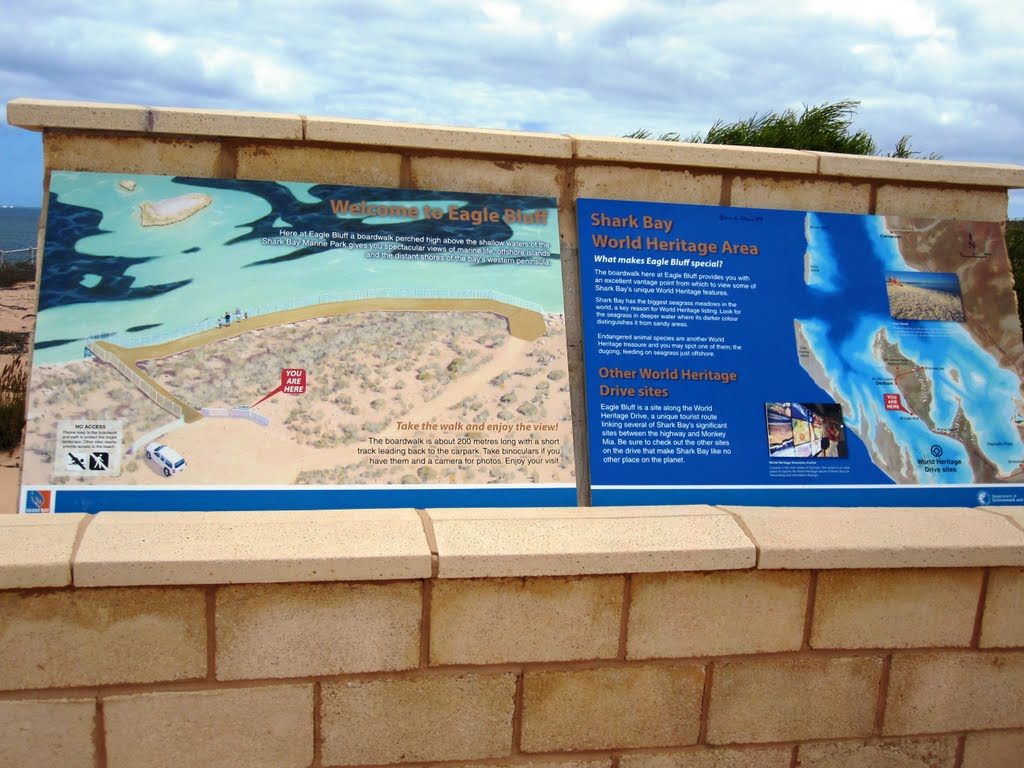 Shark Bay World Heritage Area