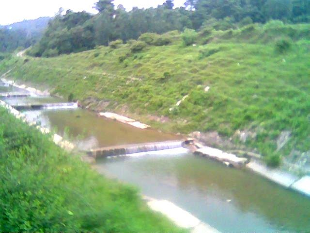 Beside BBMB Lake its a place 4 SILT