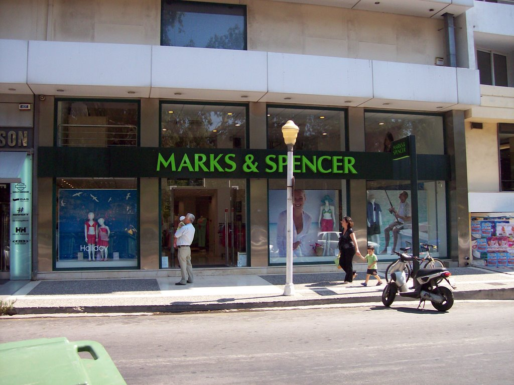 Rhodes - Marks and Spencer