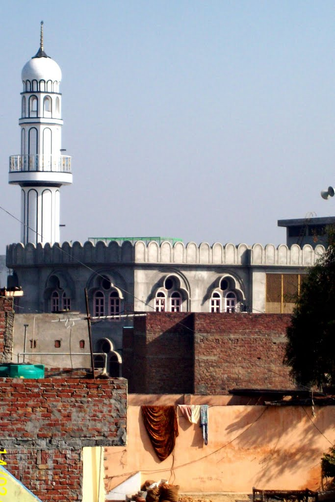 A Mosque in Bandookchiyan