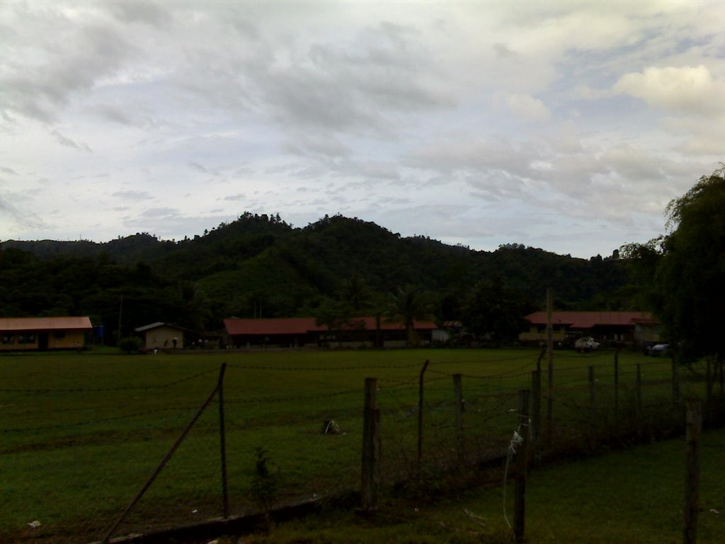 Kg. Rompon North view