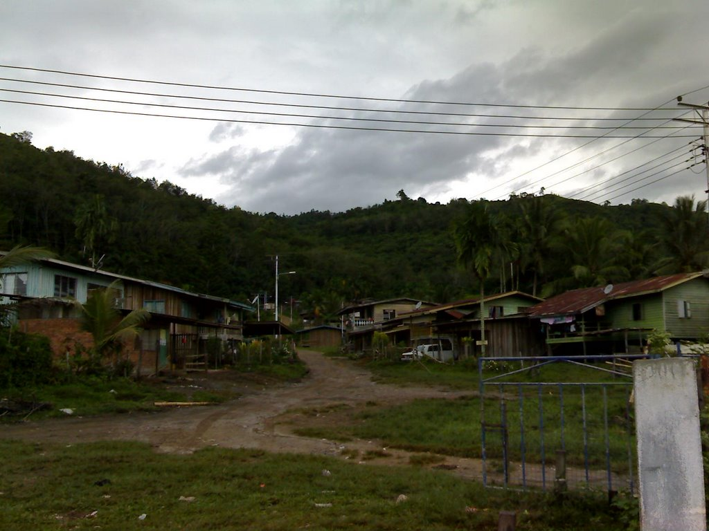 Kg. Rompon South view