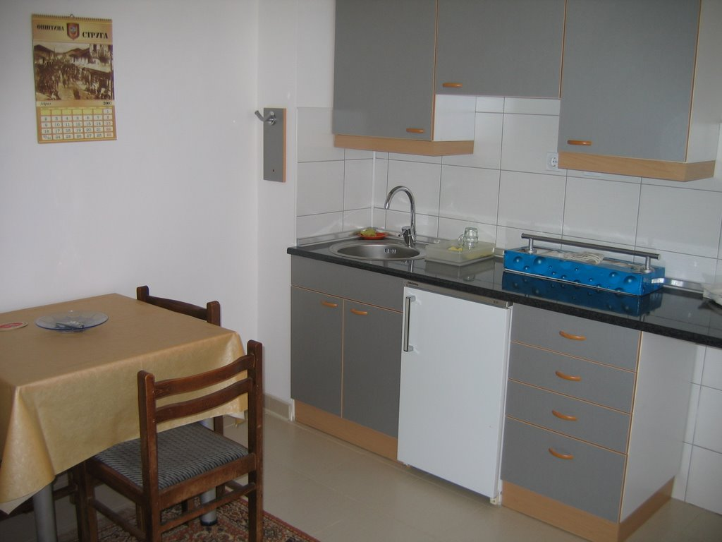 Apartmen, Kitchen