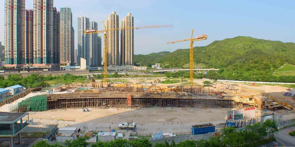 Tseung Kwan O Sports Ground (under construction)