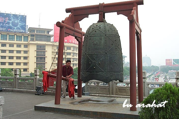 Bell of Beel Tower(钟楼的钟)