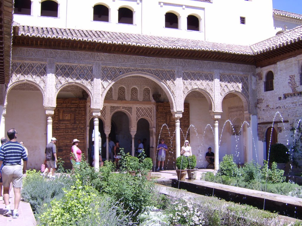 Alhambra - Summer Palace
