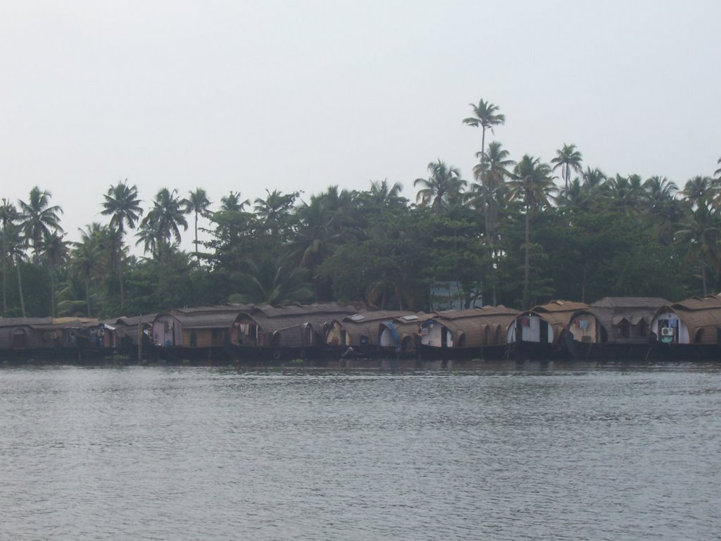 Alleppey - Houseboats