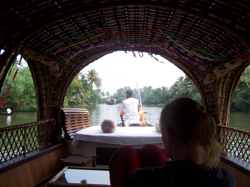Alleppey - Backwater Houseboat Tour