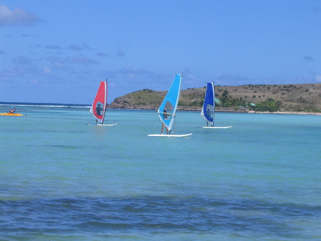 Windsurfing Grand Cul de Sac