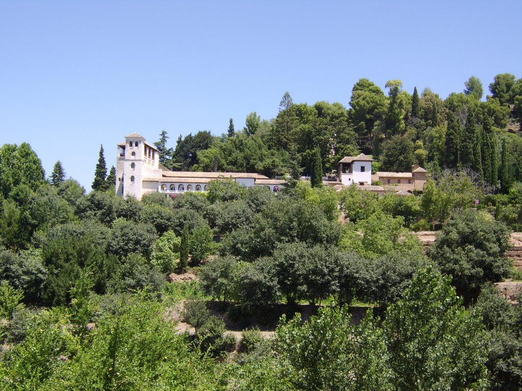 View of the Summer Palace
