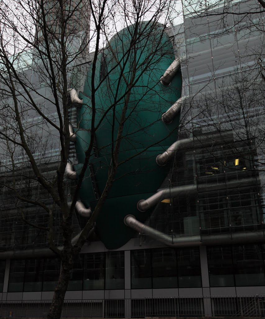 The Green Beetle, Arup.