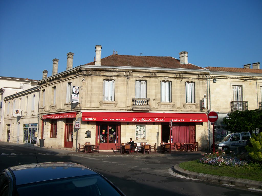 Typical French Bar Brasserie - Pessac