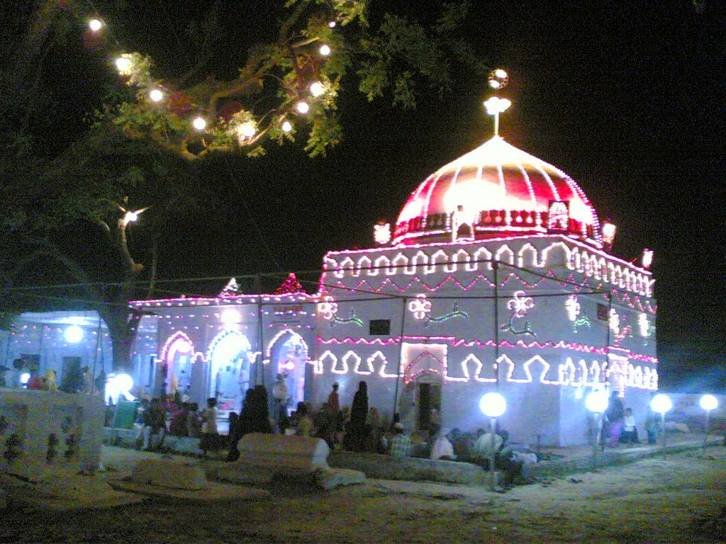 dargah at the annual urs ceremony