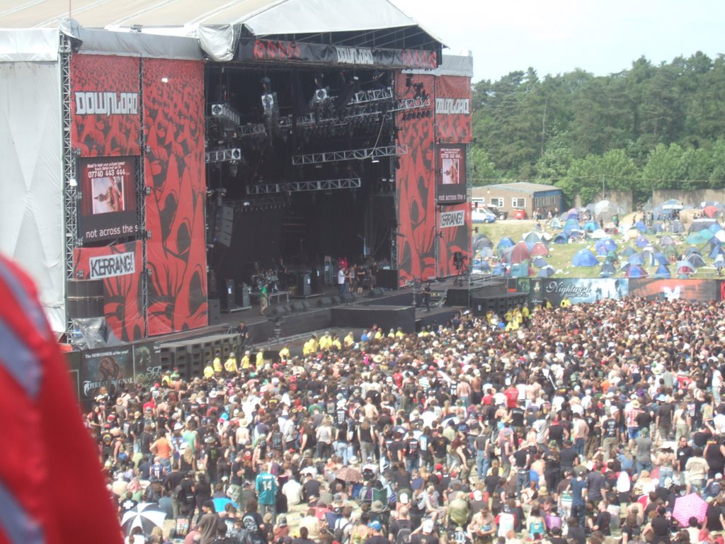 Main Stage at Download Festival 2006 (Donington Park