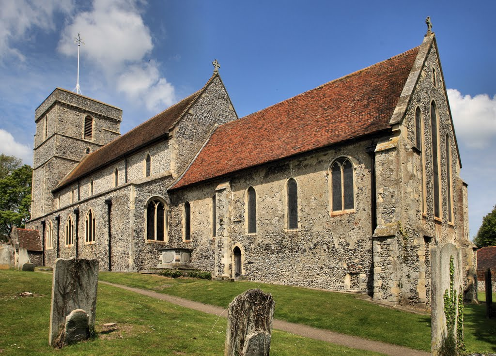 St. Mary's Church, Eastry