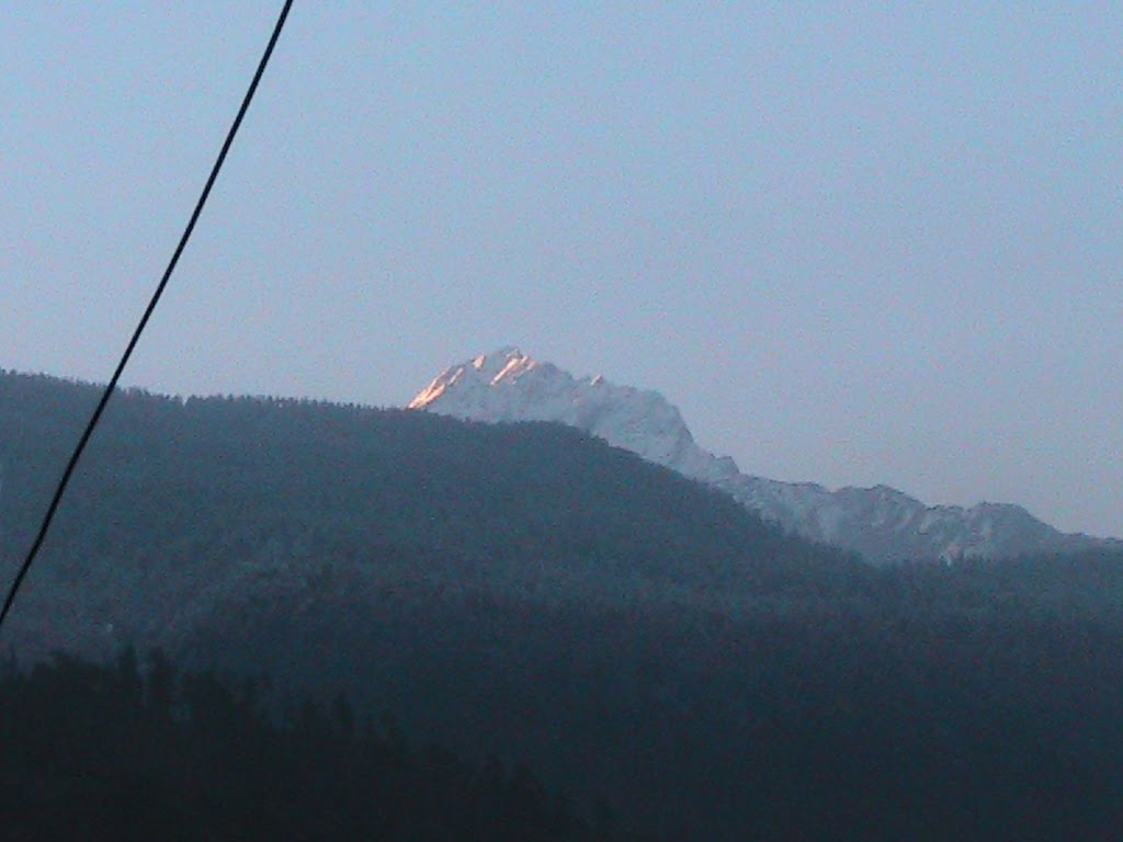 morning of lachung